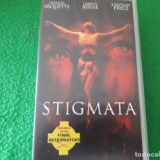 Cine: VHS STIGMATA – TERROR. Lote 134033854