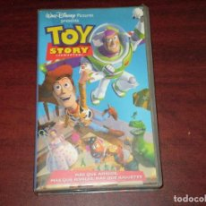Cine: VHS -TOY STORY -JUGUETES - DISNEY - VIDEO. Lote 134207822
