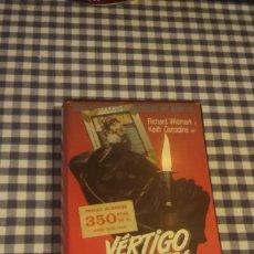Cine: VHS - VERTIGO MORTAL (1985) - DOUGLAS HICKOX. Lote 134017750
