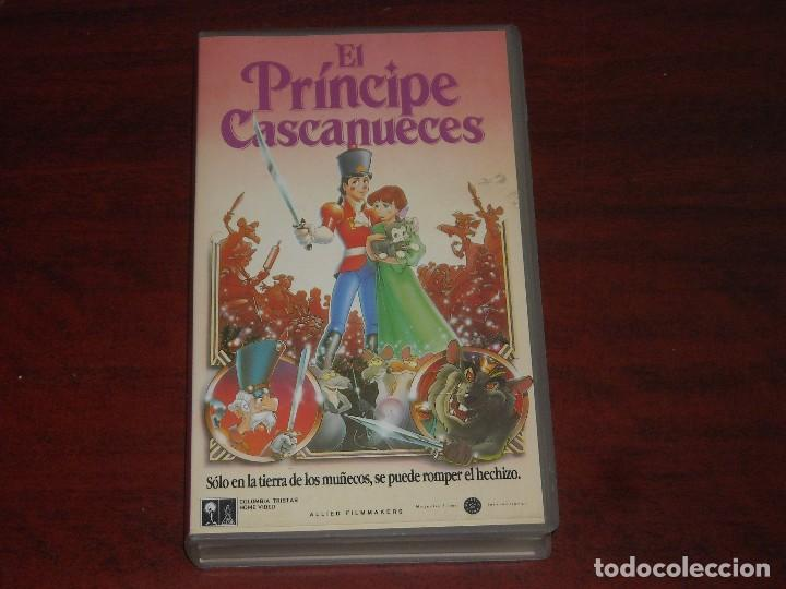 Cine: VHS - EL PRINCIPE CASCANUECES - VIDEO - Foto 1 - 134287366