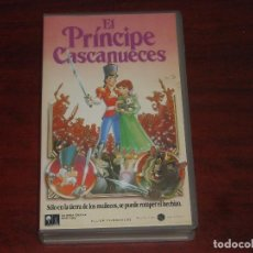 Cine: VHS - EL PRINCIPE CASCANUECES - VIDEO. Lote 134287366