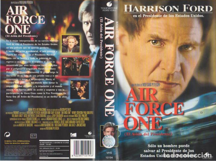 HARRISON FORD - DOS PELICULAS (Cine - Películas - VHS)