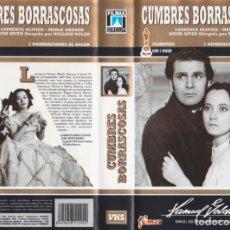 Cine: DRAMAS CLASICOS - DOS PELICULAS. Lote 134412566