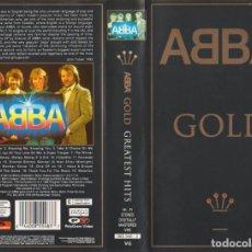 Cine: MUSICAL - ABBA GOLD. Lote 134412666