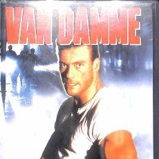 Cinéma: VHS LIBERTAD PARA MORIR - VAN DAMME . Lote 134444842