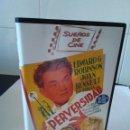 Cine: 41-VHS PERVERSIDAD, EDWARD G.ROBINSON, JOAN BENNETT. Lote 134551082