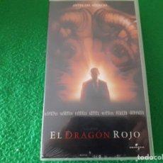 Cine: VHS EL DRAGON ROJO – NUEVA. Lote 134560174