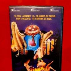 Cine: WACKO (1982) - RAREZA UNICA EN TC. Lote 134786958