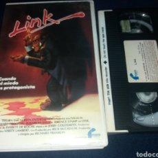Cine: LINK- VHS- DIR; RICHARD FRANKLIN. Lote 134798595