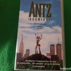 Cine: VHS ANTZ (HORMIGAZ) – PELÍCULA DE ANIMACION. Lote 134828558