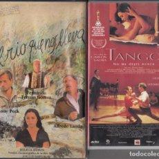 Cine: LOTE DE SEIS PELÍCULAS ESPAÑOLAS. VER FOTOS. Lote 134922754