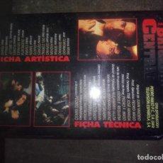 Cine: PACK 3 VÍDEOS VHS,BRIGADA CENTRAL. Lote 134925982