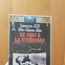 Cine: DE AQUÍ A LA ETERNIDAD VHS (PRECINTADA). Lote 135054218