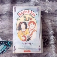 Cine: ROSIE & JIM - SAILING & OTHER STORIES - VHS VC 1169 - 1991 - UK. Lote 135453030