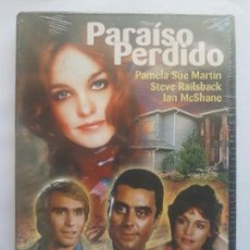 Cine: DVD PARAÍSO PERDIDO ( PRECINTADO) / PAMELA SUE MARTIN / STEVE RAILSBACK.. Lote 135514358