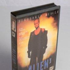 Cine: ALIEN 3. FOX VIDEO ESPAÑA. 1992. EJEMPLAR PROMOCIONAL. Lote 135542726