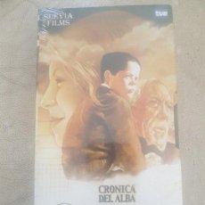Cine: VHS VALENTINA: CRÓNICA DEL ALBA (PRECINTADO) / ANTHONY QUINN / JORGE SANZ / SUEVIA FILMS (TVE).. Lote 135555818