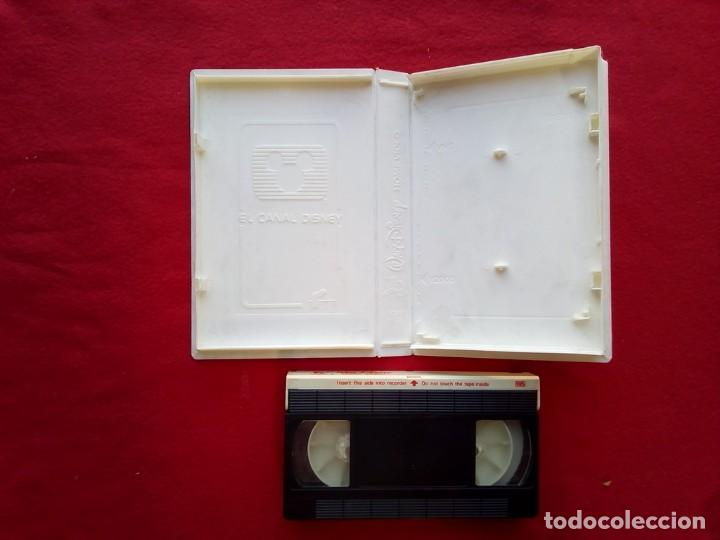 Cine: TUBAL EL FESTIVAL DE OSAPOSA WUZZLES WALT DISNEY VHS 600 GRS - Foto 2 - 135773718