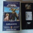Cine: PELÍCULA. VHS, GIGANTE, COLECCIÓN JAMES DEAN. CON ELIZABETH TAYLOR Y ROCK HUDSON.. Lote 135812802