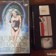 Cine: QUERIDOS DIFUNTOS - TED ROBINSON - GARRY MCDONALD , PAMELA STEPHENSON - LAX 1988. Lote 136133018