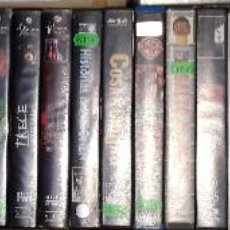 Cine: 30 PELICULAS VHS PROCEDENTES DE VIDEOCLUB. Lote 136184210