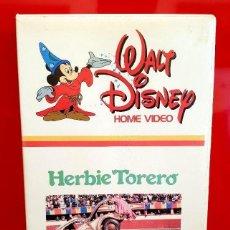 Cine: HERBIE TORERO (1980) - HERBIE GOES BANANAS - WALT DISNEY. Lote 136243130