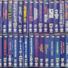 Cine: ''CINE DE HOY'' - COLECCIÓN DE 40 PELÍCULAS (VHS). Lote 136526346