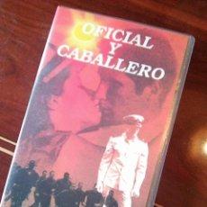 Cine: OFICIAL Y CABALLERO (TAYLOR HACKFORD, 1982). Lote 137115278
