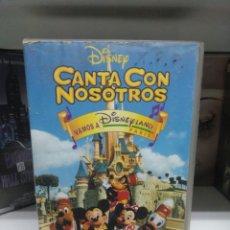 Cine: CANTA CON NOSOTROS. VHS.. Lote 137129160