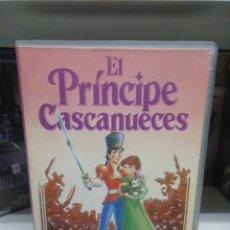 Cine: EL PRINCIPE CASCANUECES. VHS.. Lote 137129262