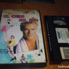 Cine - EL CHICO DEL AÑO - VHS - PEDIDO MINIMO 6 EUROS - 137212798