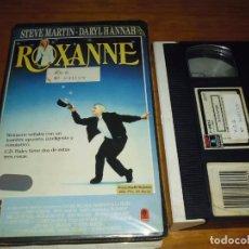 Cine: ROXANNE - VHS - PEDIDO MINIMO 6 EUROS. Lote 137219286