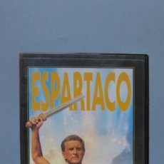 Cine: VHS. ESPARTACO. STANLEY KUBRICK. Lote 137567846