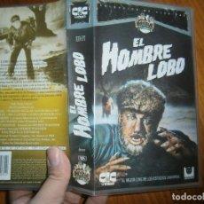 Cine: ¡¡EL HOMBRE LOBO¡¡BUEN ESTADO¡¡¡DISPONEMOS DE MAS DE ¡60.000 PELICULAS¡VHS BETA 2000¡. Lote 141150417