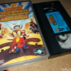 Cine: VHS- FIEVEL LAS AVENTURAS. Lote 137650225
