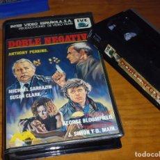 Cine - DOBLE NEGATIVO - VHS - PEDIDO MINIMO 6 EUROS - 137664666