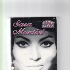Cine: SARA MONTIEL - NUESTRA MEJOR SARA - VHS . Lote 137753646