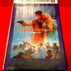 Cine: LA JAULA DESNUDA (1986) - NICHOLAS THOMAS, SHARI SHATTUCK . Lote 137794714