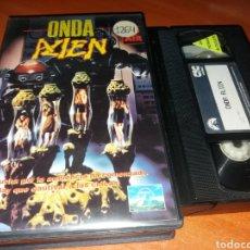 Cine: ONDA ALIEN (BAD CHANNELS)- VHS- FULL MOON - DESCATALOGADA- MUY DIFICIL. Lote 137795204