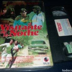 Cine: EL VISITANTE DE LA NOCHE- VHS- ELLIOT GOULD. Lote 137828164