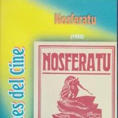 Cine: NOSFERATU - F.W. MURNAU - MAX SCHRECK - 1922. Lote 137921466