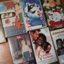 Cine: COLECCION DE 7 VHS INFANTILES. Lote 138005394