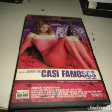 Cine: VHS CASI FAMOSOS ---REF-SATEABA. Lote 138047706
