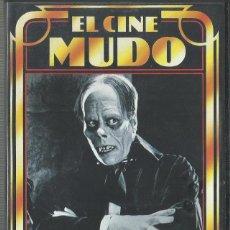 Cine: EL FANTASMA DE LA OPERA 1925 (CINE MUDO). Lote 138192990