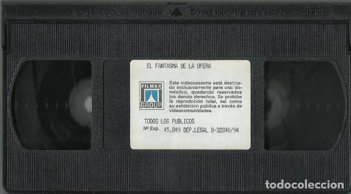 Cine: El Fantasma de la Opera 1925 (Cine Mudo) - Foto 3 - 138192990