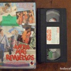 Cine: JUNTOS PERO REVUELTOS - MEL DAMSKI - PATRICK DEMPSEY , HELEN SLATER - RECORD VISION 1990. Lote 138380422
