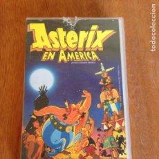 Cine: ASTERIX EN AMÉRICA. Lote 138561998