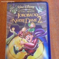 Cine: EL JOROBADO DE NOTREDAME 2. Lote 138562308
