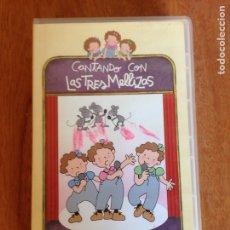 Cine: LOS TRES MELLIZOS. Lote 138572793