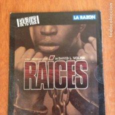 Cine: RAÍCES. Lote 138573265